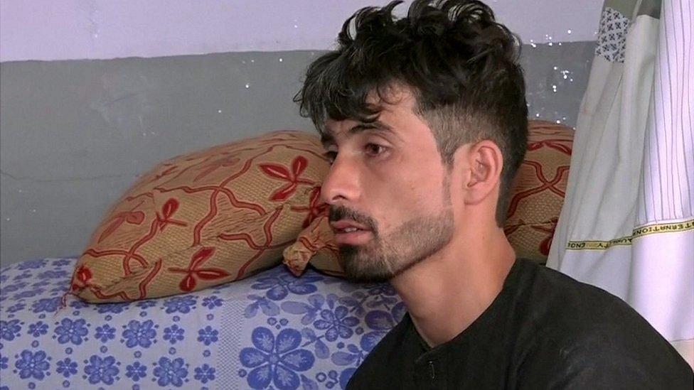"""Ataque en Afganistán: """"Jamás volveré a conocer la felicidad"""", el dolor del novio cuya boda fue atacada por Estado Islámico y causó la muerte de 63 personas"""