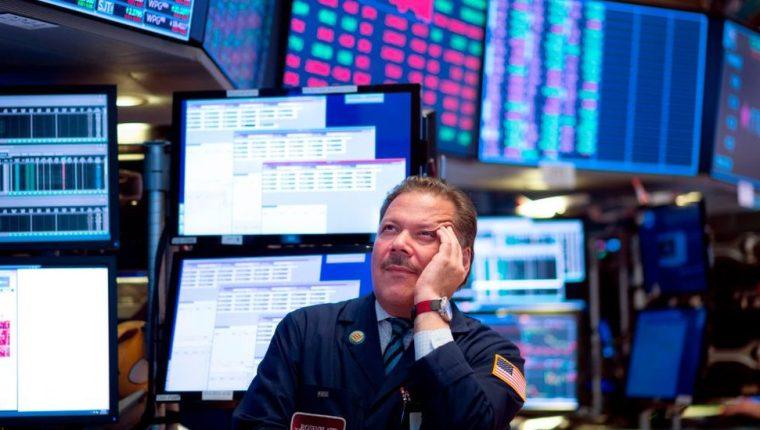 La semana pasada, la Bolsa de Nueva York registró su mayor caída en un solo día en lo que va de año.