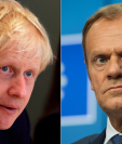Boris Johnson le escribió a Donald Tusk para exponerle su condición respecto al acuerdo de Brexit.