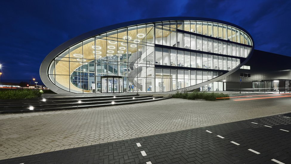 ¿Es este el edificio más sustentable del mundo?