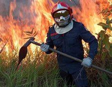 Pese a las medidas implementadas por el gobierno brasileño, se han registrado durante el fin de semana nuevos focos de incendios, dice el INPE.