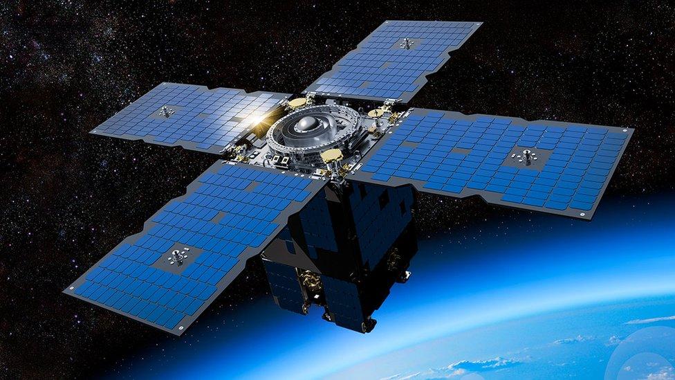 """Qué es y para qué sirve el primer """"GPS"""" que la NASA acaba de activar en el espacio"""