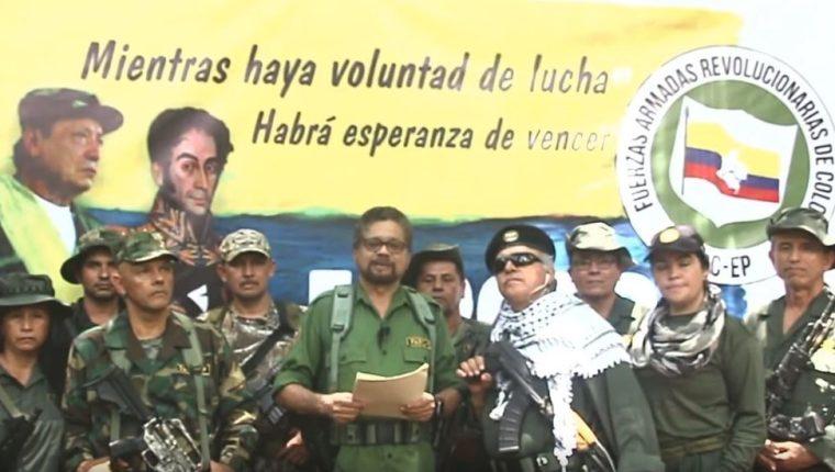En el video, Iván Márquez dice que hablan desde algún punto en la zona del río Inírida, en la región amazónica del sureste de Colombia, cerca de las fronteras con Venezuela y Brasil.