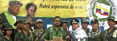 Iván Márquez y otros exguerrilleros anunciaron que retoman las armas.