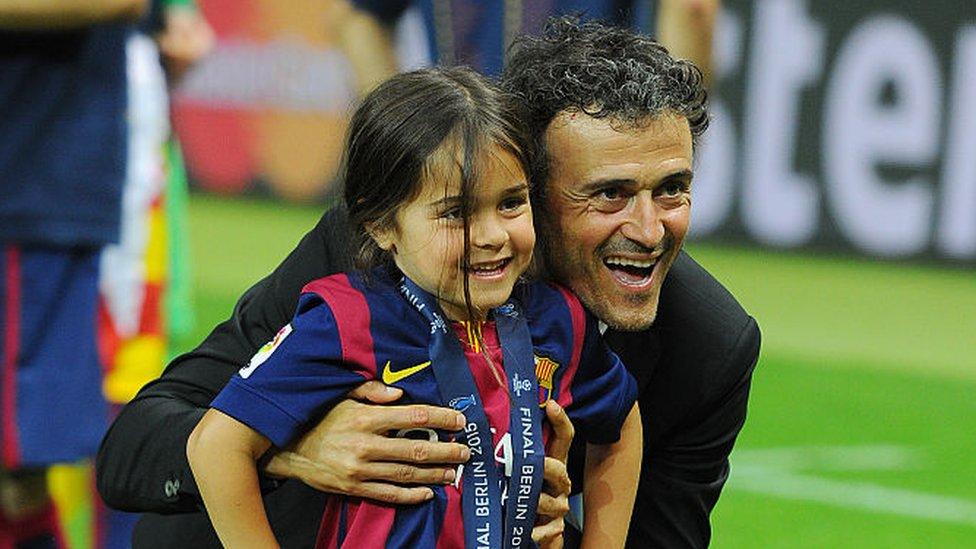 Osteosarcoma: el cáncer raro por el que murió Xana, la hija de 9 años de Luis Enrique, exentrenador de la selección de fútbol de España