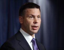Kevin McAleenan, exsecretario interino de Seguridad Nacional de Estados Unidos. (Foto Prensa Libre: Hemeroteca PL)