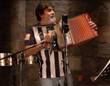 Celso Piña siempre  declaró su amor por Rayados de Monterrey. (Foto Prensa Libre: AS México)