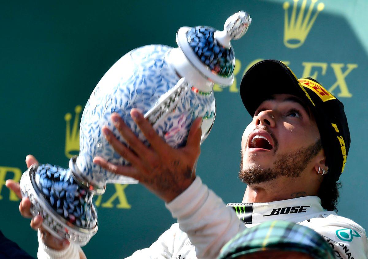 Hamilton gana el GP de Hungría gracias a una jugada de estrategia