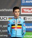 El ciclista belga Bjorg Lambrecht falleció después de una caída. (Foto Prensa Libre: EFE)