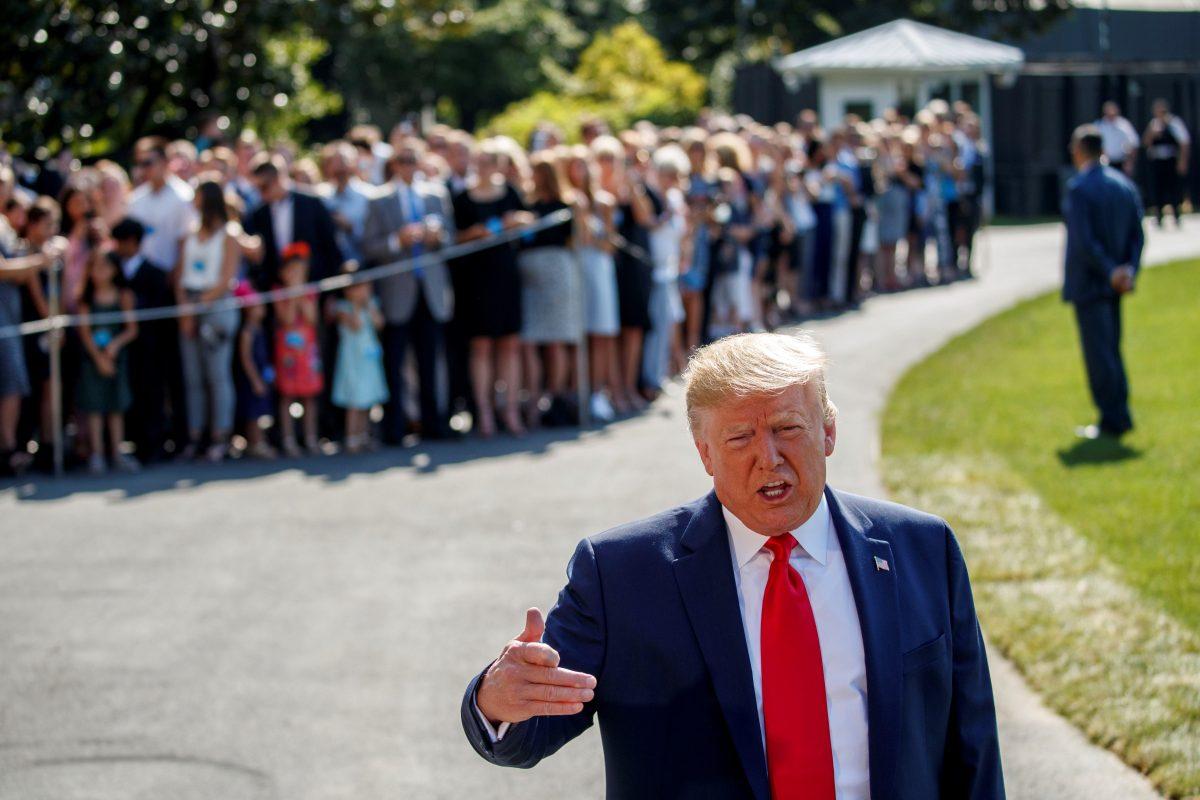 Las cifras de la mayor redada migratoria en la era de Trump