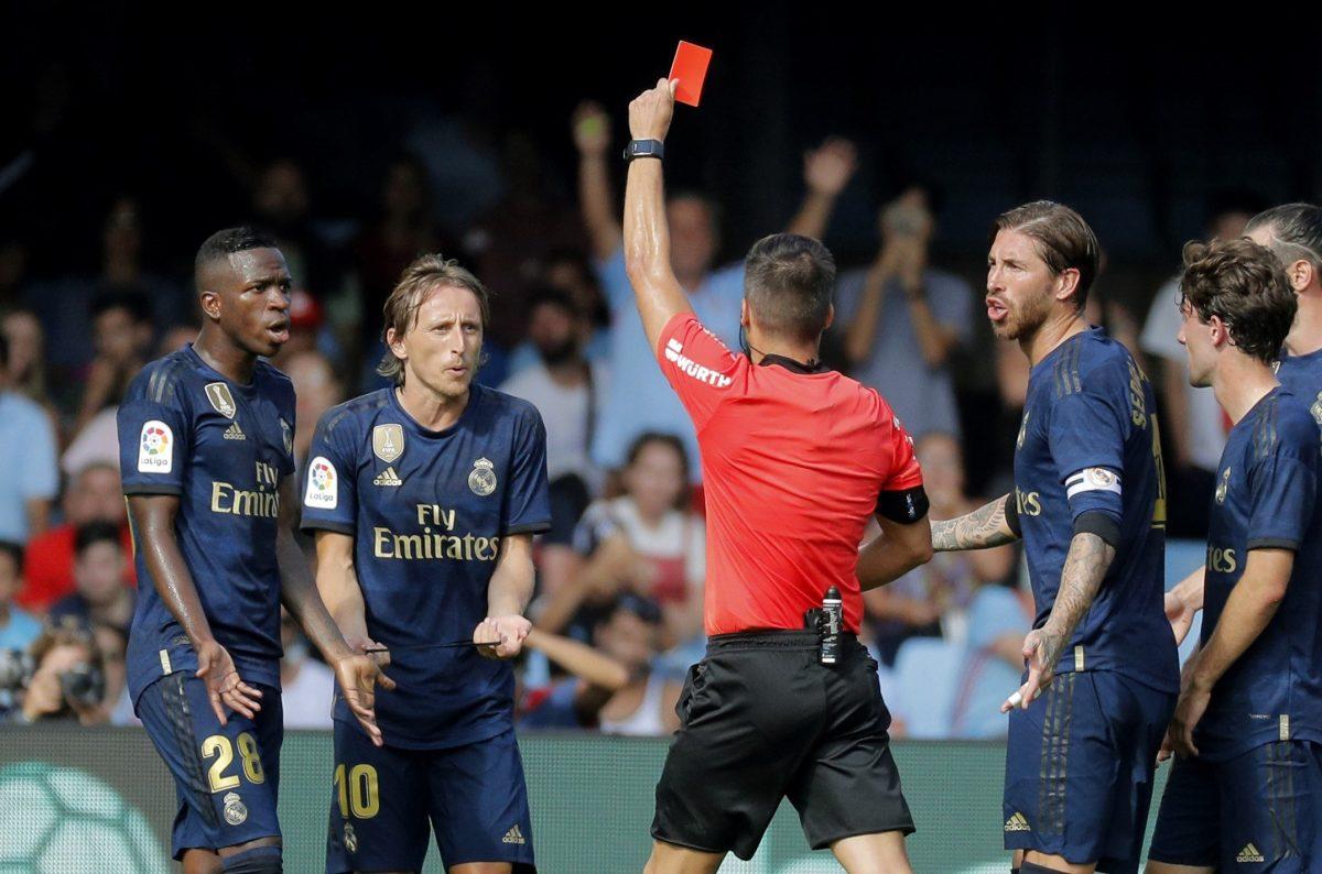 ¿Por qué fue expulsado Luka Modric? Ahora se cuidará el talón de Aquiles