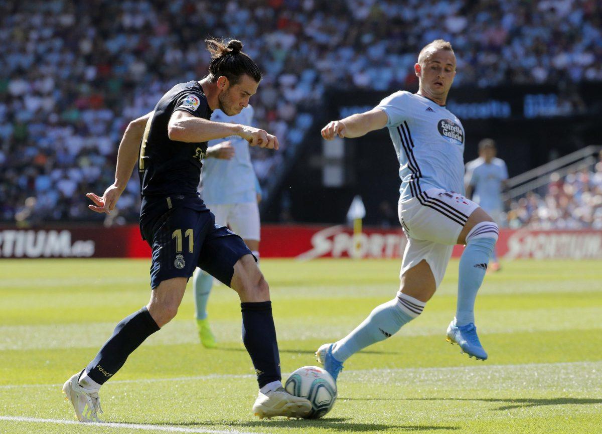 El vestuario madridista respalda a Bale
