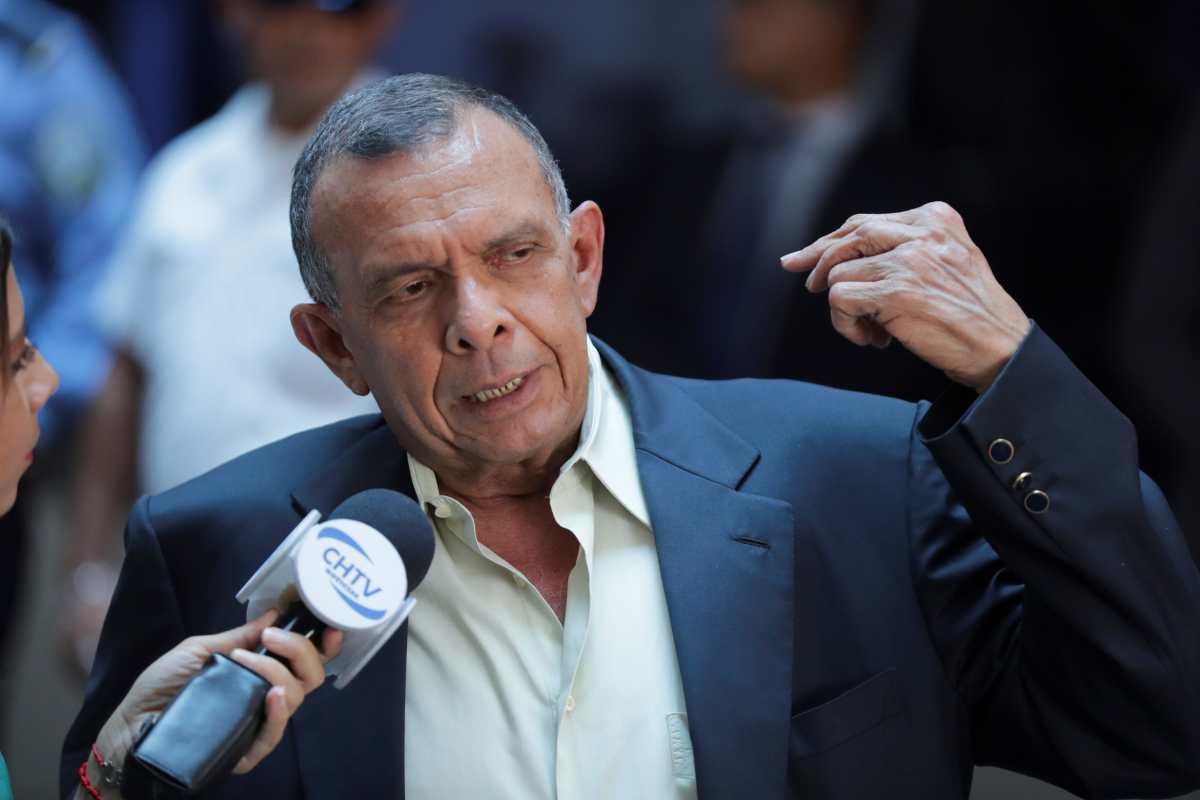 Estados Unidos sanciona por corrupción al expresidente hondureño Porfirio Lobo, a su esposa y a tres hijos y les prohíbe ingreso a ese país