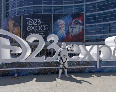La Expo D23 se realizó del 23 al 25 de mayo en Anaheim, California.