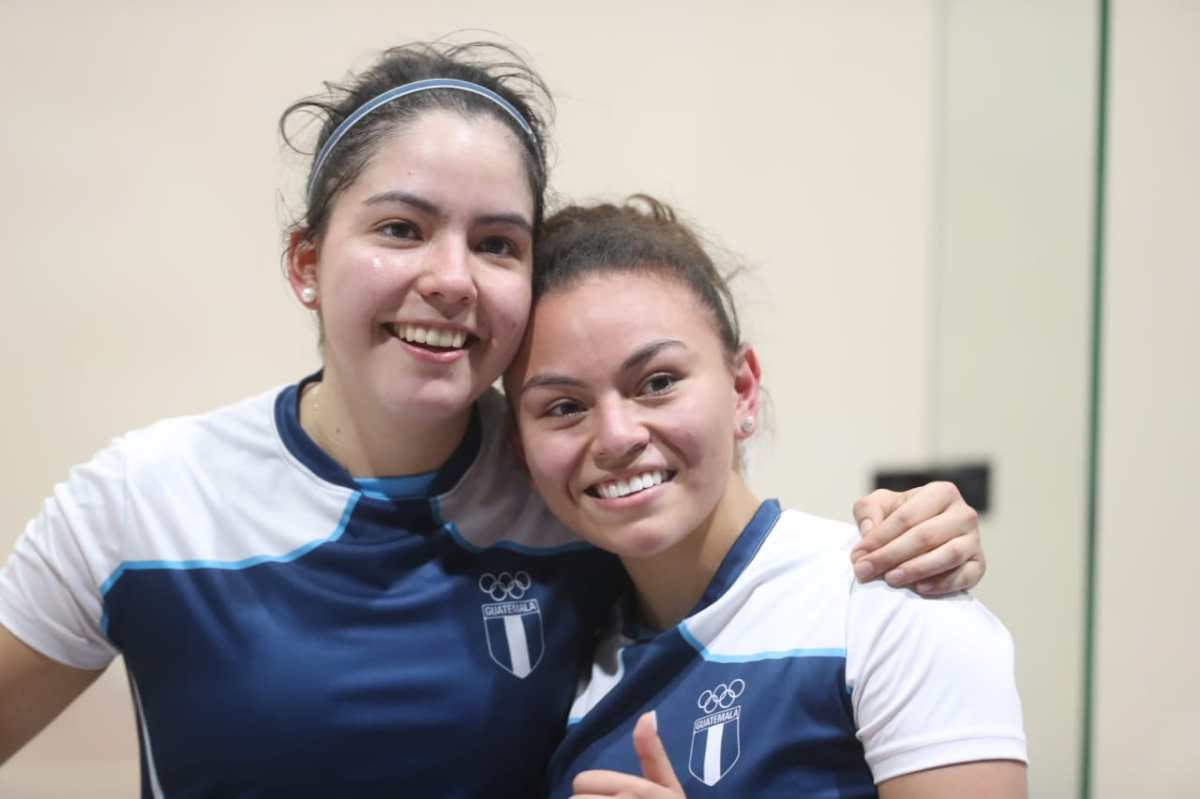 Ana Gabriela Martínez y María Renée Rodríguez jugarán por el oro en ráquetbol