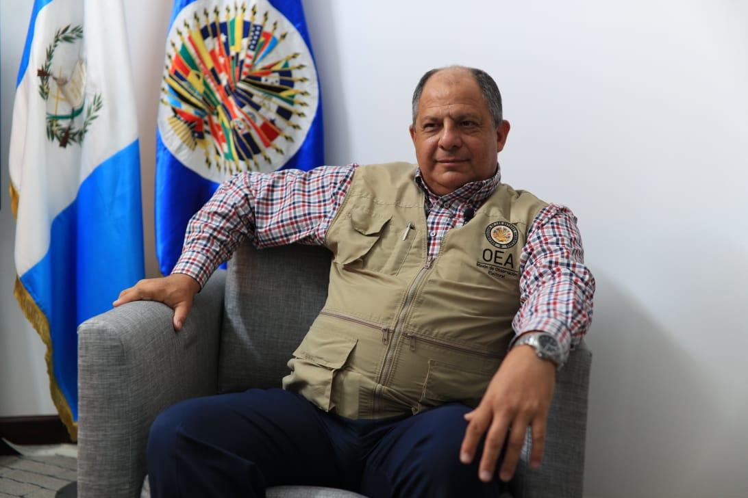 OEA recomendará hacer reformas constitucionales para mejorar sistema electoral
