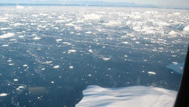 Groenlandia alberga la segunda capa de hielo más grande del mundo. (Foto: Hemeroteca PL)