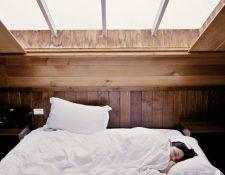 La calidad de sueño influye en la salud y la calidad de vida. (Foto Prensa Libre: Hemeroteca PL)