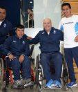 Los atletas nacionales se alistan para vivir una nueva aventura ahora en Lima 2019. (Foto COG)