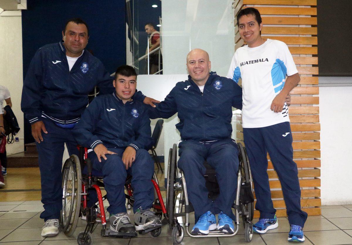 Guatemaltecos listos para competir en los Juegos Parapanamericanos de Lima 2019
