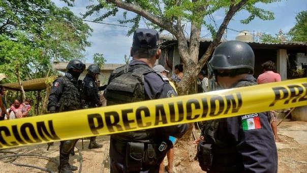 La violencia no para en México. (Foto referencial: AFP)