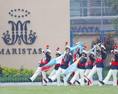 El Liceo Guatemala celebró su 28 Festival de Bandas