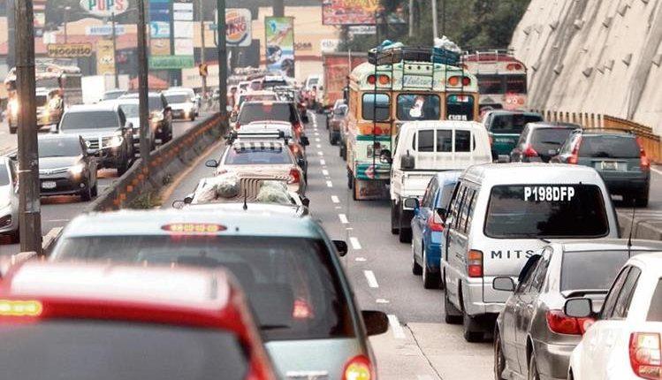 Automotores cuyos propietarios no pagaron el Impuesto de Circulación de Vehículos quedaron deshabilitados. (Foto Prensa Libre: Hemeroteca PL).