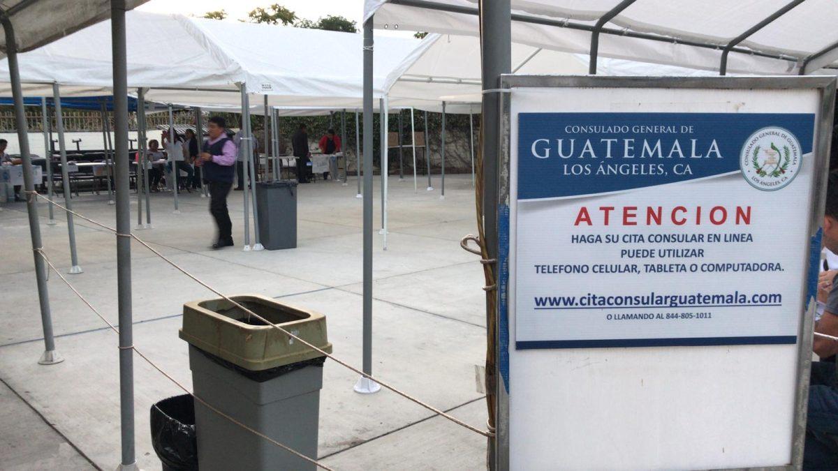 """Elecciones en el extranjero: """"Vine a votar porque mi familia aún está en Guatemala"""", dice migrante"""