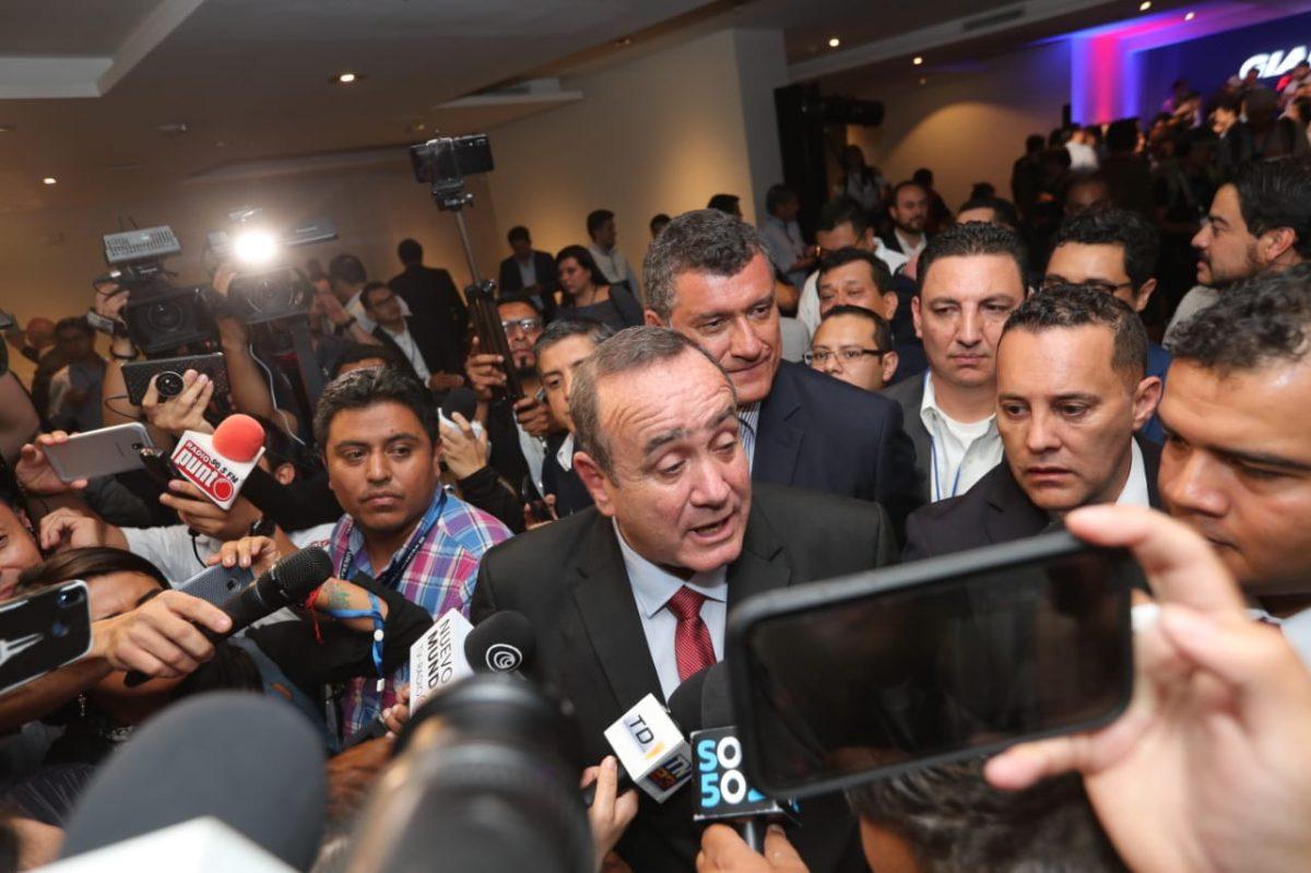 Elecciones 2019: Alejandro Giammattei será el próximo presidente de Guatemala