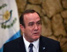 Alejandro Giammattei, candidato presidencial de Vamos. (Foto Prensa Libre: Hemeroteca PL)