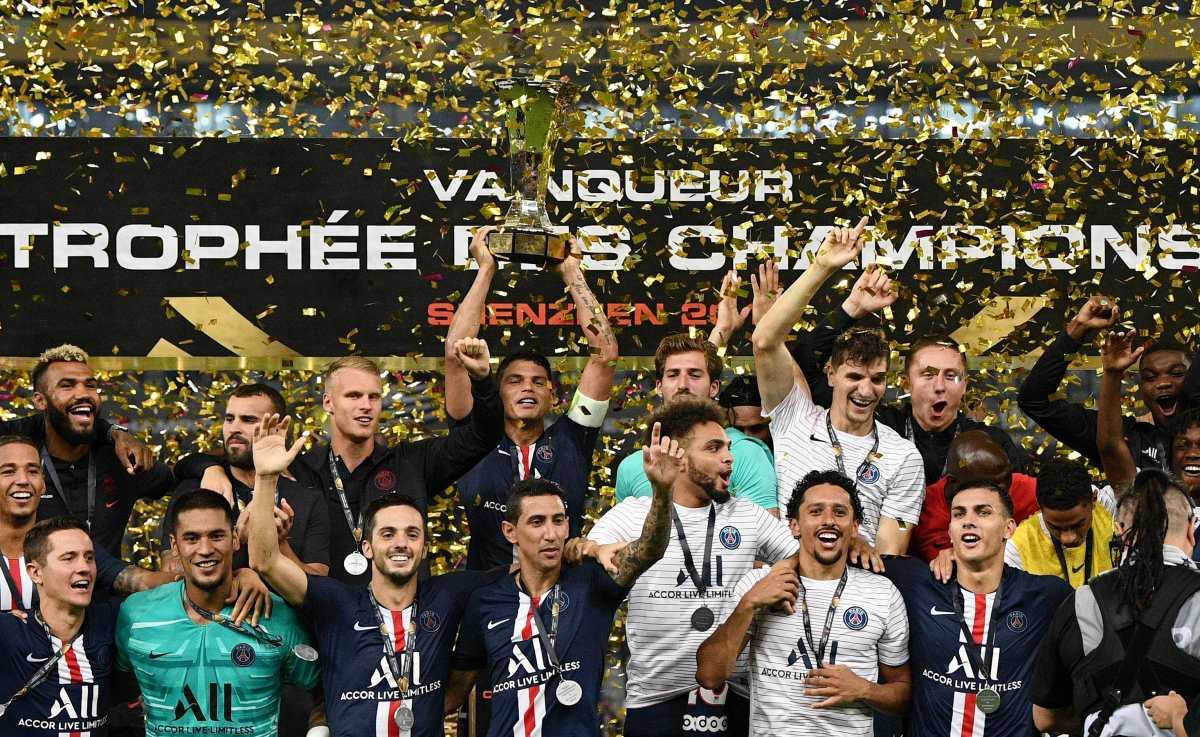 Con o sin Neymar, el París Saint-Germain comienza la temporada de renovación