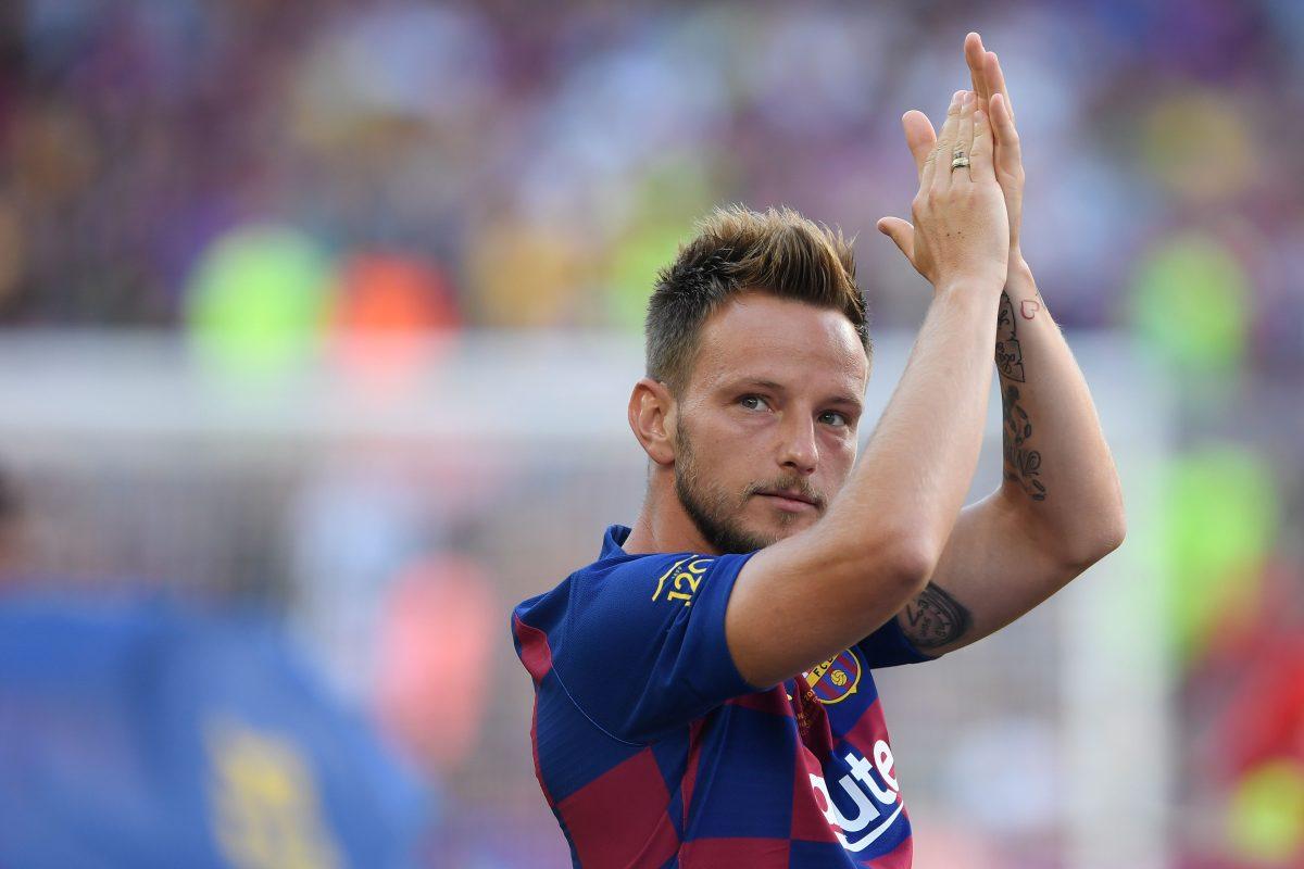 """Rakitic: """"Para mí no hay mejor sitio que Barcelona, si puedo jugar"""""""