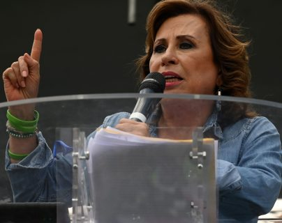 Expertos explican las causas que motivaron la derrota de Sandra Torres de la Une