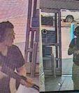 Esta imagen de CCTV, muestra Patrick Crusius, entrando en la tienda en El Paso el 3 de agosto de 2019 antes de matar a una veintena de personas. (Foto Prensa Libre: AFP)