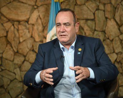 Alejandro Giammattei, presidente electo de Guatemala  (Foto Prensa Libre: AFP)