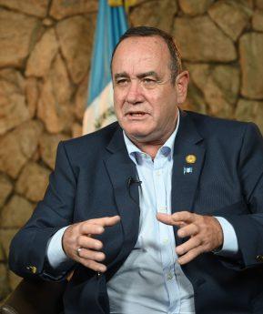 TSE oficializa resultados de las elecciones generales que ganó Giammattei