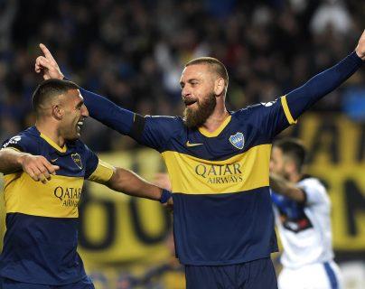 El italiano De Rossi dejará Boca y anunciará su retiro, reveló Daniel Osvaldo