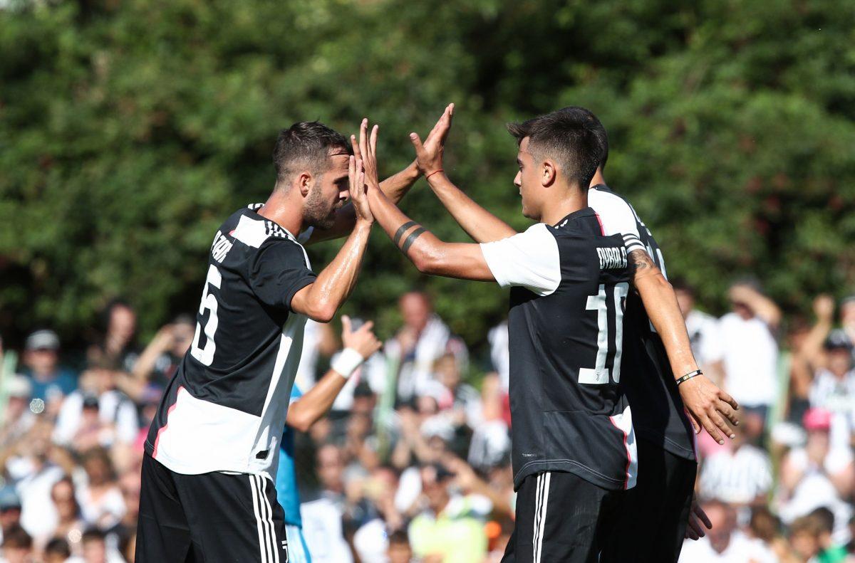 Dybala firma doblete con el Juventus, a la espera de conocer su futuro