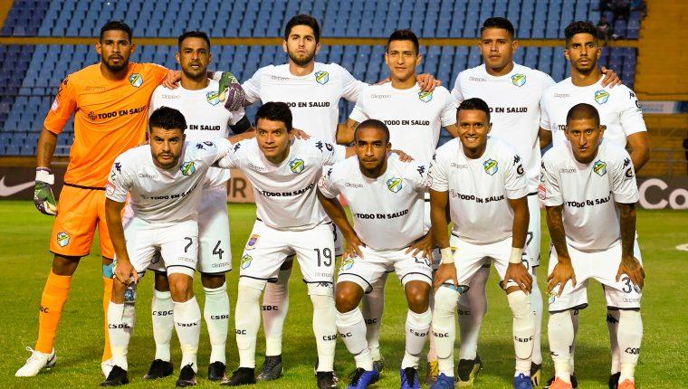 El equipo de Comunicaciones se enfrentará al Olimpia por su clasificación a las semifinales. (Foto Prensa Libre: AFP)