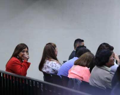 Anabella de León señalada en el caso Botín Registro de la Propiedad es condenada a pagar una multa de Q5 mil