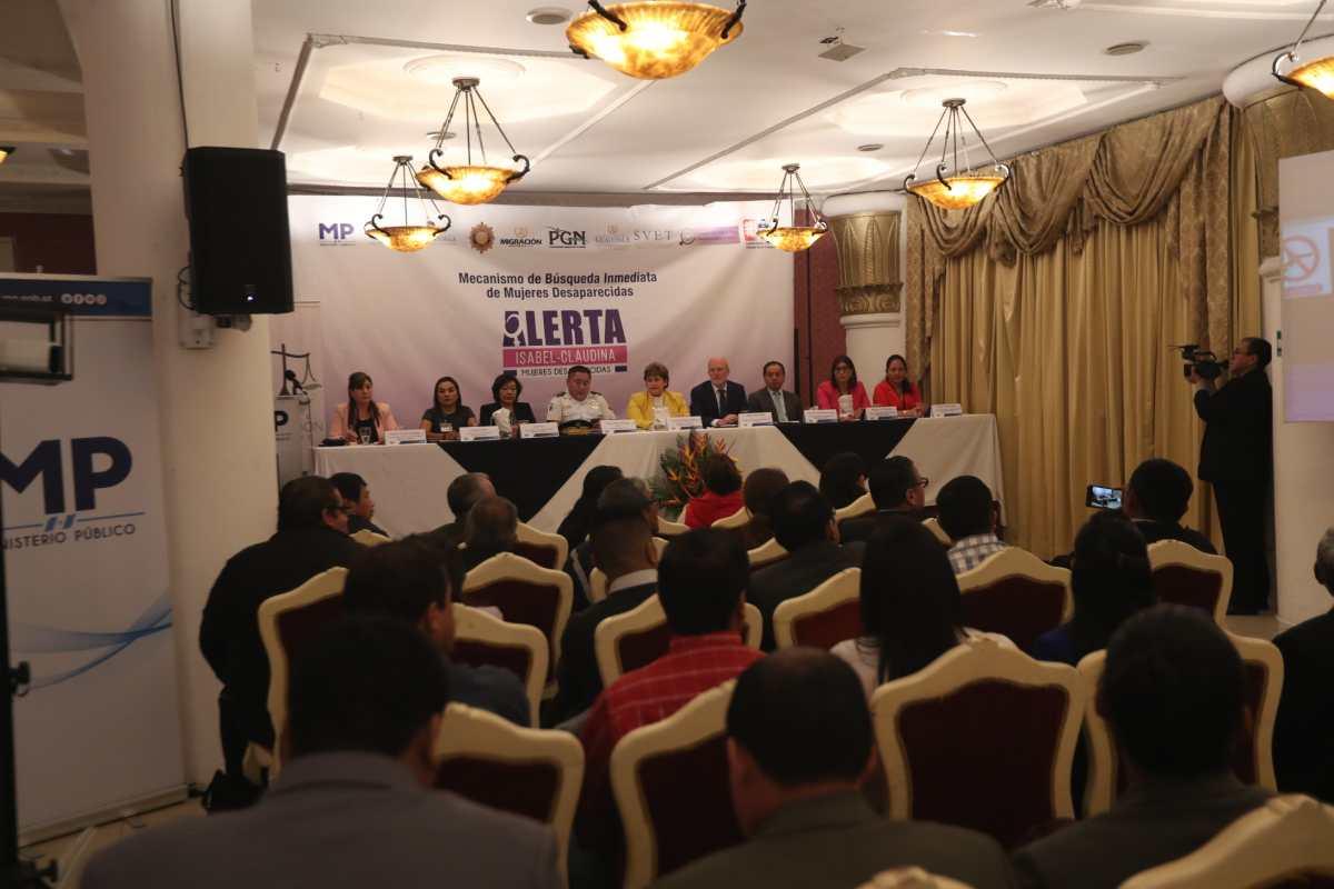 En Quetzaltenango se reportan más de cien mujeres desaparecidas en un año