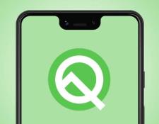 Este es el logotipo de Android 10. (Foto Prensa Libre: Android)