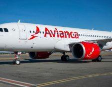 Avianca ha efectuado simplificación de su flota de aviones y cancelado algunas rutas, incluyendo algunas en Guatemala. (Foto, Prensa Libre: Hemeroteca PL):