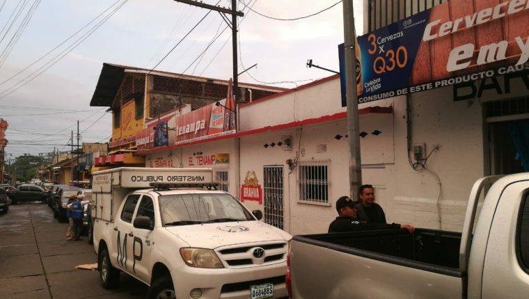 El año pasado en Suchitepéquez el Ministerio Público capturó a seis por explotación sexual (Foto Prensa Libre: Hemeroteca PL