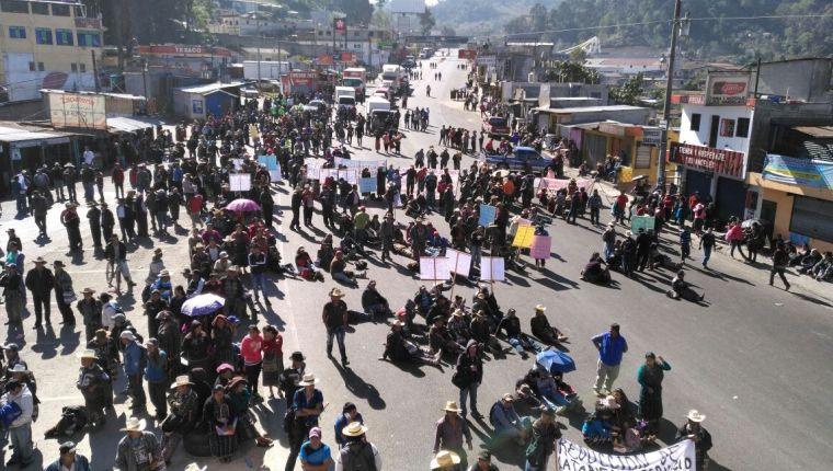 Tómelo en cuenta: tránsito se complicará en todo el país por manifestaciones campesinas
