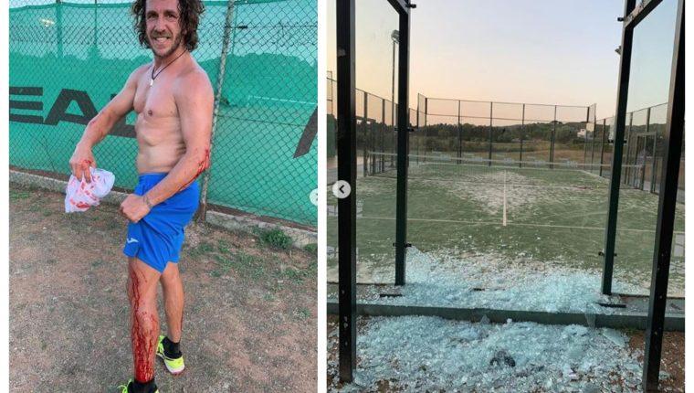 Estas son las imágenes que compartió Puyol en redes sociales. (Foto Prensa Libre: Instagram)