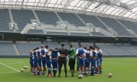 Guatemala volverá a jugar en un torneo oficial el 5 de septiembre en su casa, el Doroteo Guamuch Flores. (Foto Prensa Libre: Hemeroteca PL)