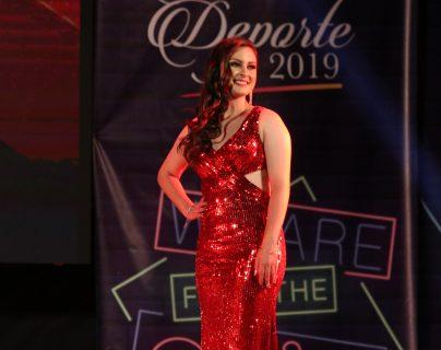 Larissa Castroconde es electa Reina del Deporte de Quetzaltenango 2019