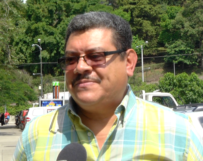 Fernando, el piloto bodeguero que busca una oportunidad en la Feria de Empleo de la Construcción