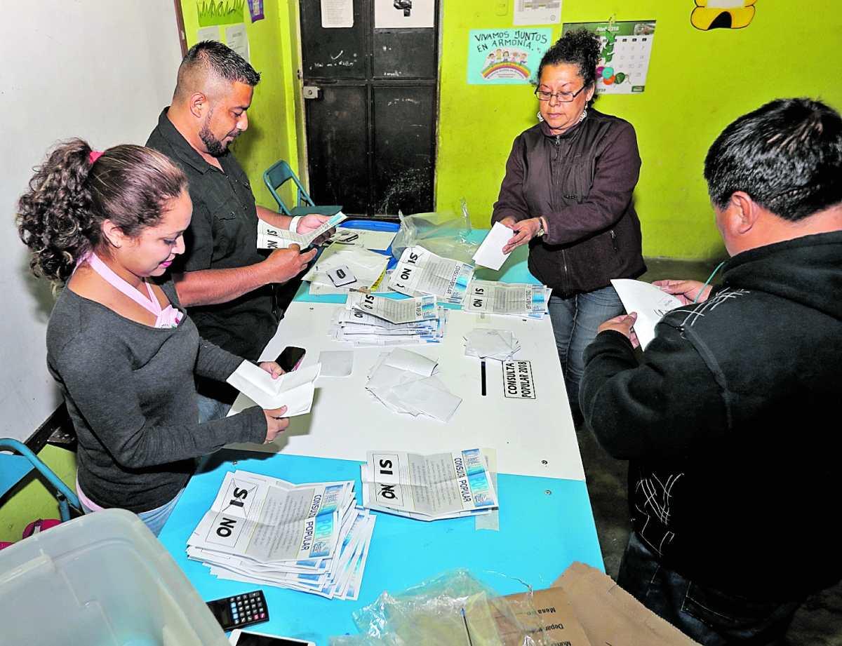 Estos son los pasos para oficializar los datos de la segunda vuelta electoral